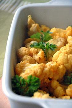 Sweet & sour cauliflower