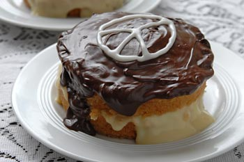 Vegan Peace Of Cake