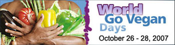 World GO VEGAN Days