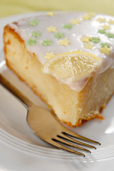Lemony French Cake