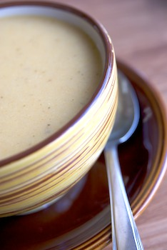 Dutch mustard soup