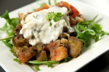 Review: Spiced Eggplant Salad « Vegalicious Recipes