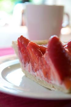 Ultra Strawberry Pie