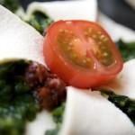 Spinach & Sundried Tomato Windmills