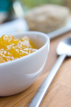 Ground Cherry & Chamomile Jam