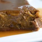 Vegan Pumpkin Pie with Gingersnap Cookie Crust and Bourbon Sauce