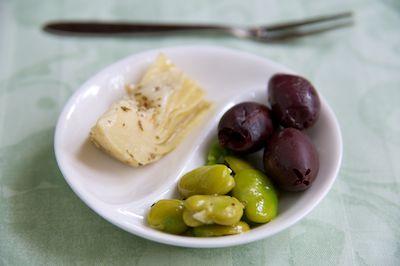 Marinated Fava Beans Recipe — Dishmaps