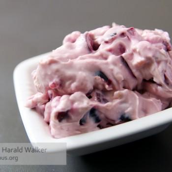 Creamy Cherry Walnut Spread