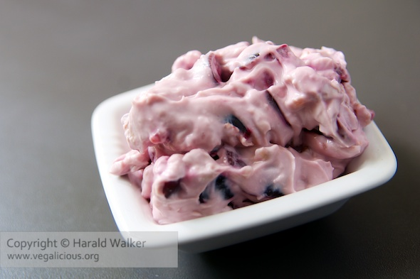 Creamy Cherry Walnut Spread