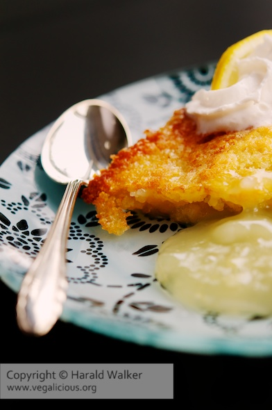 Lemon Pudding Cake