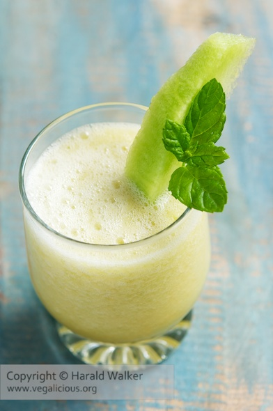 Melon Pineapple Smoothie