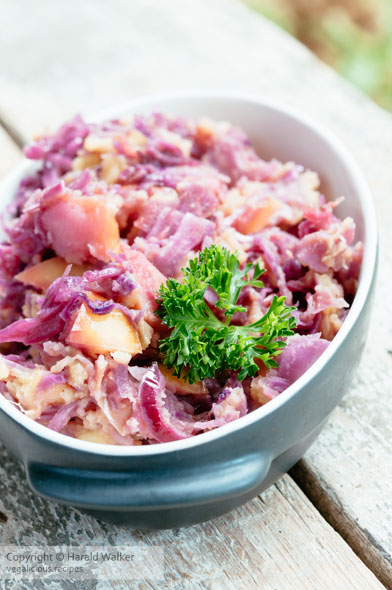 How To Shred Red Cabbage In Food Processor