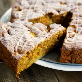 Pumpkin apple cake - Click here to license this image directly from us!