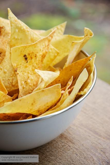 Taco Won Ton Chips