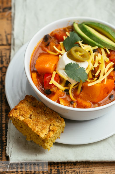 Winter Squash Chili